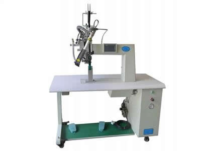 Hot air sewing machine