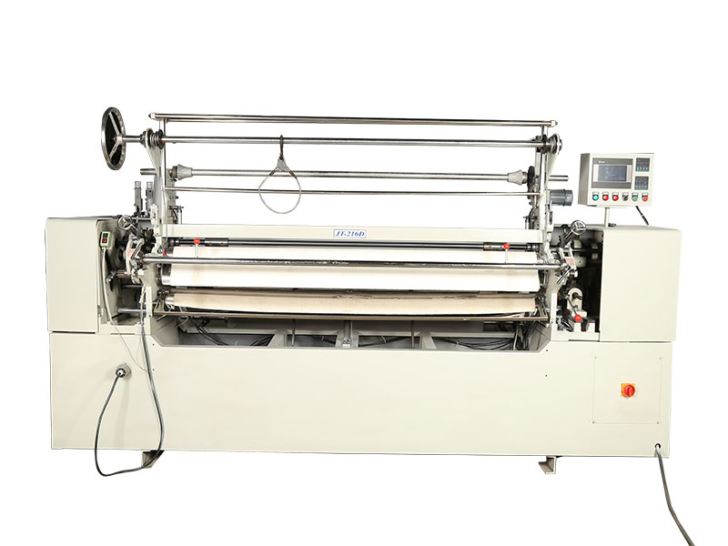 Multifunctional fabric pleating machine (jt-216D)